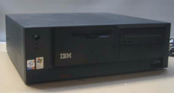 Pc Ibm Pentium 4(2,4gb) 512 Ram 40 Gb De Hd Com Porta Serial
