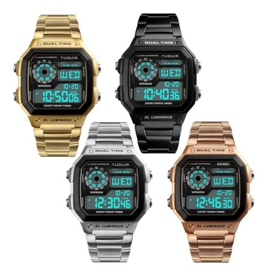 Relógio Masculino Esportivo Digital Prova D