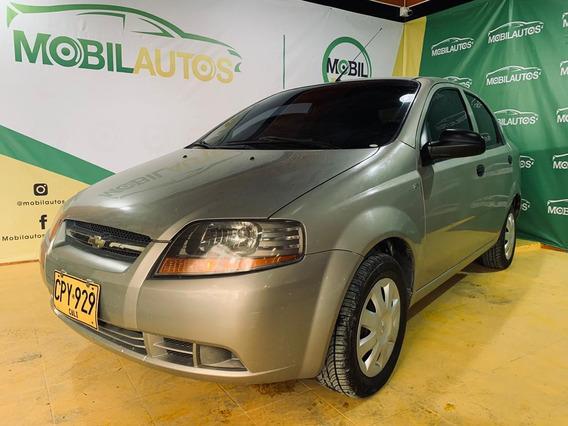 Chevrolet Aveo Ls Fe 1.4 2008