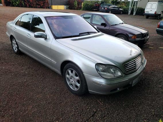 Mercedes S-500 2000/2001