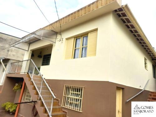 Imagem 1 de 10 de Casa Para Venda No Parque São Vicente Em Mauá - Sp - Ca00342 - 69732549