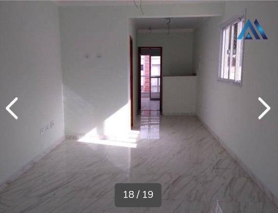 Casa Sobreposta Térrea 3 Suites E Churrasqueira No Boqueirão Em Santos - Ca0179