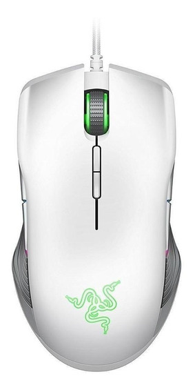 Mouse para jogo Razer Lancehead Tournament Edition mercury white