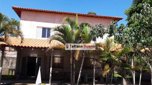 Chácara Com 5 Dormitórios À Venda, 4750 M² Por R$ 650.000 - Capão Grosso - São José Dos Campos/sp - Ch0062