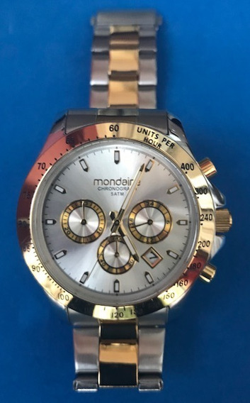 Relógio Mondaine Collection Modelo 78158lpmgba6 Cronógrafo