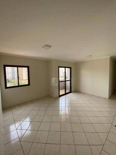 Imagem 1 de 15 de Apartamento Com 3 Dormitórios À Venda, 82 M² Por R$ 299.000,00 - Vila Redentora - São José Do Rio Preto/sp - Ap2513