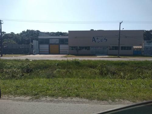 Terreno À Venda, 340 M² Por R$ 128.000,00 - Suarão - Itanhaém/sp - Te0029