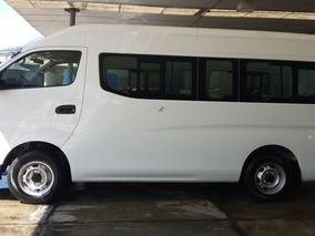 Nissan Urvan 2.5 Panel Ventanas Amplia Mt