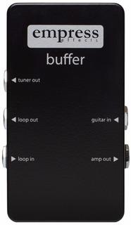 Pedal Empress Buffer - Loop De Efectos