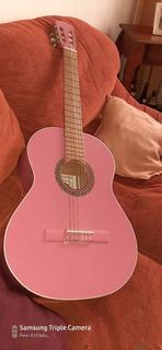 Guitarra Rosa Nueva