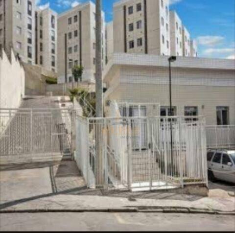 Apartamento Residencial À Venda, Vila Indiana, Taboão Da Serra. - Ap0155