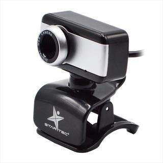 Cámara Web Con Micrófono Omega, Webcam 480p, Chat Skype Zoom