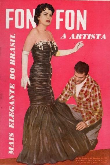 Fon Fon 1954 Agnes Fontoura Gil Brandão Linda Batista Audrey