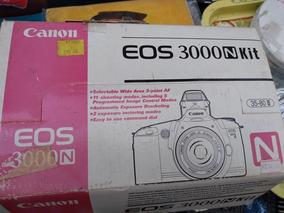 Câmera 35mm Canon Eos 3000n Kit