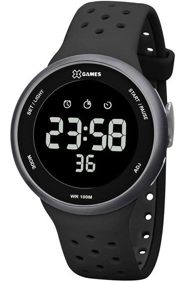Relógio X Games Xmppd485 Pxpx Unissex Cinza Rev. Autorizada
