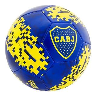 Pelota Futbol Boca Nº 5 Libert Dribbling