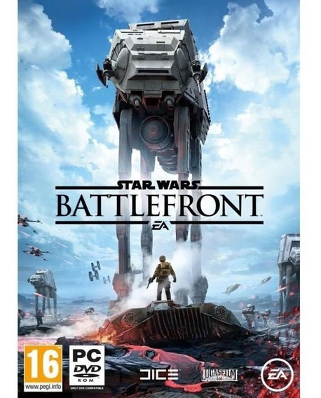 Star Wars Battlefront Pc - Origin Key (envio Rápido)