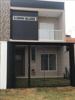Casa Com 3 Dorm/ 1 Suite À Venda, 120 M² Por R$ 460.000 - Parque Jambeiro - Campinas/sp - Ca0415