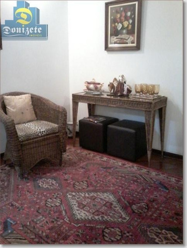 Apartamento Para Alugar, 145 M² Por R$ 3.000,10/mês - Vila Bastos - Santo André/sp - Ap3746