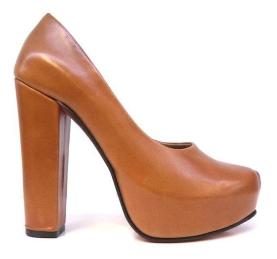 Zapatos Stilettos Nina Charme Cuero Vacuno Z301200 Rimini