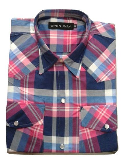 Liquidacion Por Cierre!!! Camisas Para Hombre X 10 Unidades