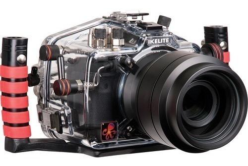 Caixa Estanque Ikelite Para Canon Eos 5d Mark 2 + Acessórios