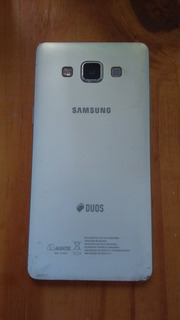 Samsung A 5 A 500 Sem O Frontal.