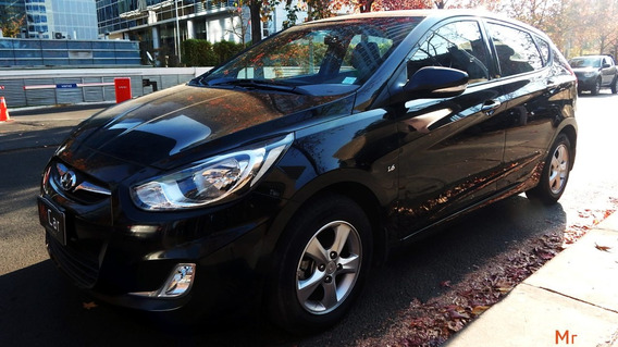 Hyundai Accent Hatchback 2012