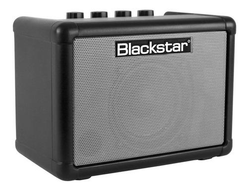 Imagen 1 de 6 de Combo Amplificador Mp3 Análogo P/ Bajo, Blackstar Fly-bass