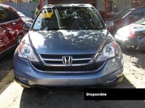 Honda Cr-v Ex 11 Azul
