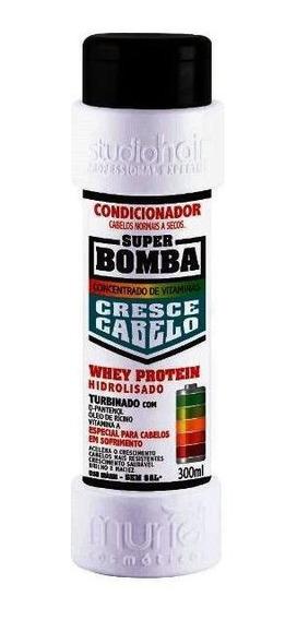 Muriel Condicionador Super Bomba Cresce Cabelo