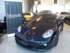 Porsche Cayman S Pdk 2012