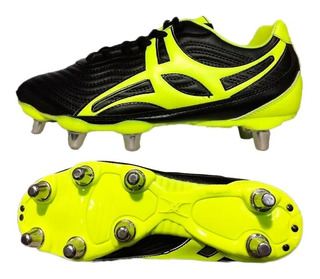 Botines Rugby Boot S/step V1 Lo 8s 8 Tapones Gilbert