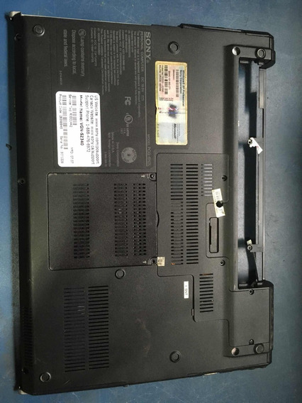 Carcaça Superior E Inferior Sony Vaio Vgn-sz340