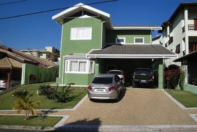 Casa Residencial Para Venda E Locação, Condomínio Residencial Terras Do Caribe, Valinhos - Ca0403. - Ca0403