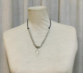 Soph Collar Corto De Cadena Con Péndulo