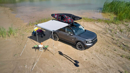Imagen 1 de 2 de Porta Kayak Bronco