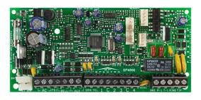 Kit Alarme Paradox Sp4000+k10+bateria Selada+cabo 100 Metros