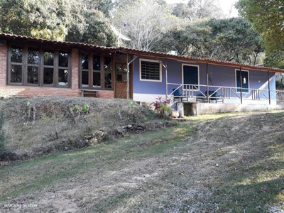 Chácara Para Venda Em Atibaia, Portão, 4 Dormitórios, 2 Banheiros - 133