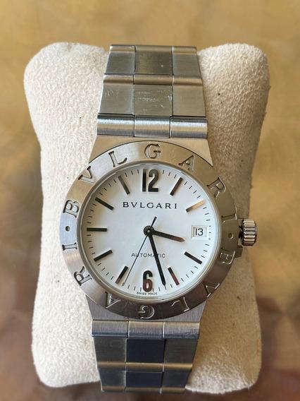 Relógio Bvlgari Bb42, Aço Inoxidável