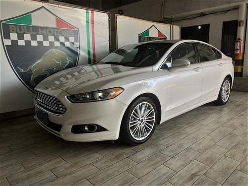 Imagen 1 de 15 de Ford Fusion Se Luxury 2.0t