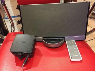 Bose Soundock Pila Recargable Único Dueño Envío Gratis !!