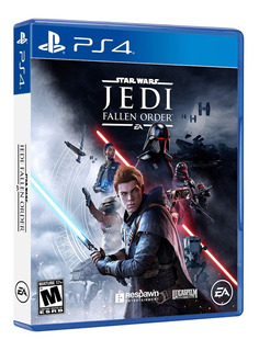 Star Wars Jedi Fallen Order Ps4 Sellado 100% Original