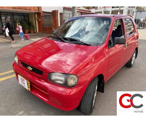 Chevrolet Alto 2002 1.0l