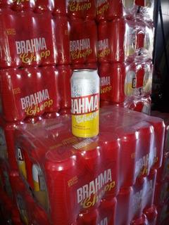 Latas Brahma 473cc