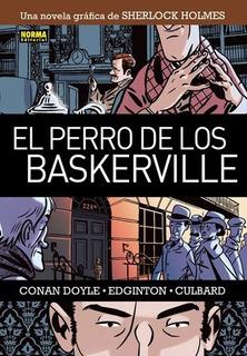 Comic Sherlock Holmes 3 - El Perro De Los Baskerville