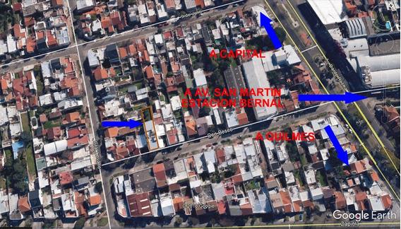 Deposito Industrial- Comercial En Venta 220 M2 Zona Sur Bernal