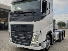 Volvo Fh 540 6x4 Globetrotter I-shift 2016 / Financiamos