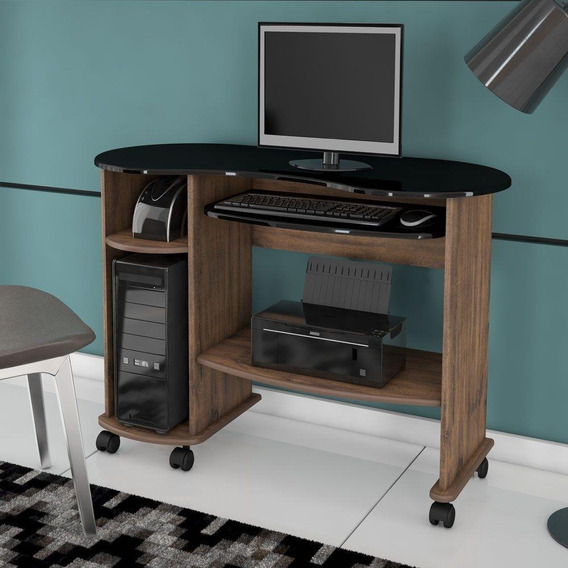 Mesa Para Computador 100% Mdf C18 Dalla Costa