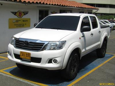 Toyota Hilux Mt 2500 4x2 Diesel